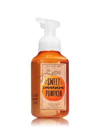 Sweet Cinnamon Pumpkin Gentle Foaming Hand Soap Bath And Body