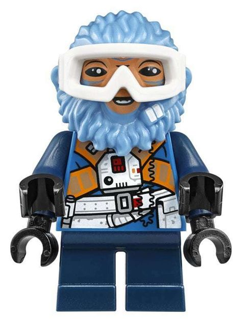 LEGO Star Wars Han Solo with Goggles Minifigure 75217 Mini Fig