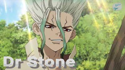 أنمي دكتور ستون Dr Stone الممتع العلوم بنكهة الأنيميشن Good Anime Series Anime Top 5 Anime