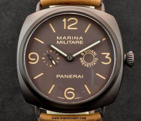 Panerai Radiomir Composite Marina Militare 8 special edition