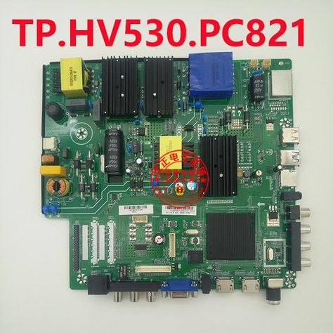 CV628H-A50 Smart LED TV Board Software Free Download