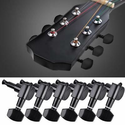 7 99 3l3r Acoustic Guitar Locking Tuning Pegs Tuners Machine Heads Instrument Kit Acoustic Guitar Machine Head Acoustic Guitar Strings
