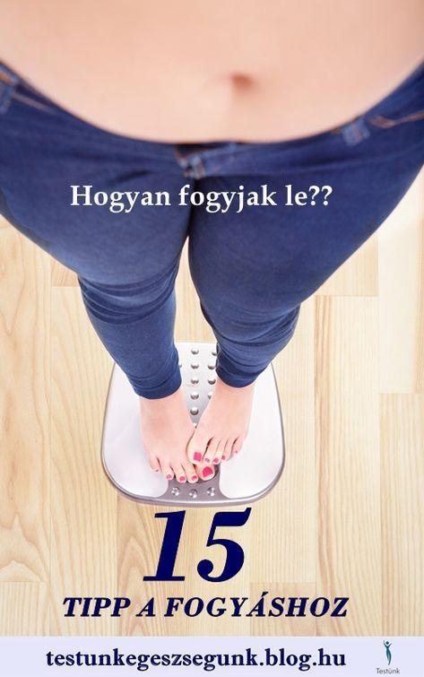 Hogyan kell fogyni 15 nap alatt