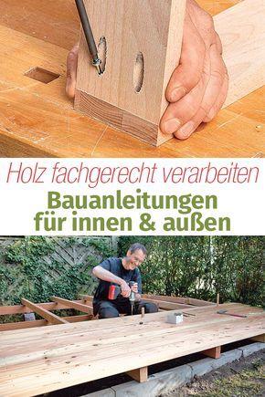 Bauanleitung Holz Selbst De Bauanleitung Holzprojekte Diy Selber Bauen Holz