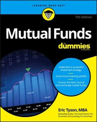 Free Pdf Mutual Funds For Dummies By Eric Tyson Free Epub Mobi
