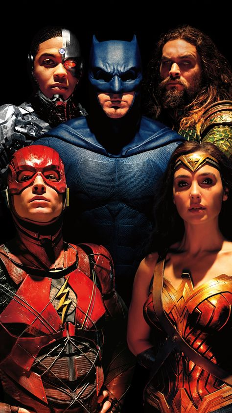Justice League (2017) Phone Wallpapers | Moviemania