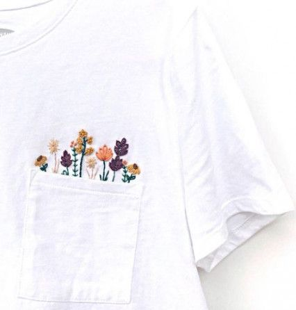 64 New Ideas Embroidery Tshirt Ideas Projects#embroidery #ideas #projects #tshirt