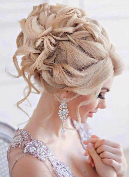 Pin By Isabella Johnson On Christmas Hairstyles Unique Wedding Hairstyles Wedding Hairstyles Hair Styles