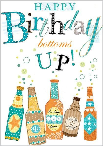 Http Www Abacuscards Co Uk Shop Collections And Trade Shop Card Packs Life And Soul Beer Bot Happy Birthday Greetings Happy Birthday Cards Happy Birthday Man
