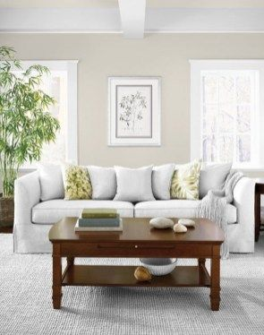 77 Astonishing Farmhouse Living Room Decor Ideas Trending Paint Colors Brown And Blue Living Room Farmhouse Decor Living Room