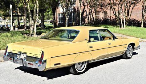 1978 Chrysler New Yorker For Sale 2346595 Hemmings Motor News
