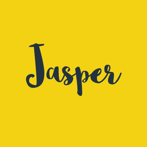 Jasper - Precious Baby Names Inspired By Jewels And Gemstones - Photos