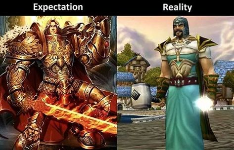 You know you're playing WoW Classic when...  . . . . . . .   Follow @vanillaclassicwow  Tag Your Friends Below  Hashtags  #classicwow  #vanillawow  #worldofwarcraft  #worldofwarcraftclassic  #classicworldofwarcraft  #warcraft  #warcraft2018  #blizzard  #blizz  #mmo  #wowaddict  #worldofwarcraftaddict  #wowclassixs  #vanillaclassicwow  #vanillagames  #battleforazeroth  #bfa  #gold4vanilla  #wowclassic  #battleforazerothwow  #wowlegion  #forthehorde  #forthealliance  #sylvanas  #anduin  #alliance