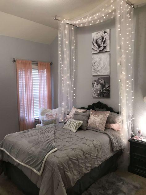 Country teenage girl bedroom ideas elegant 34 best diy paris ...