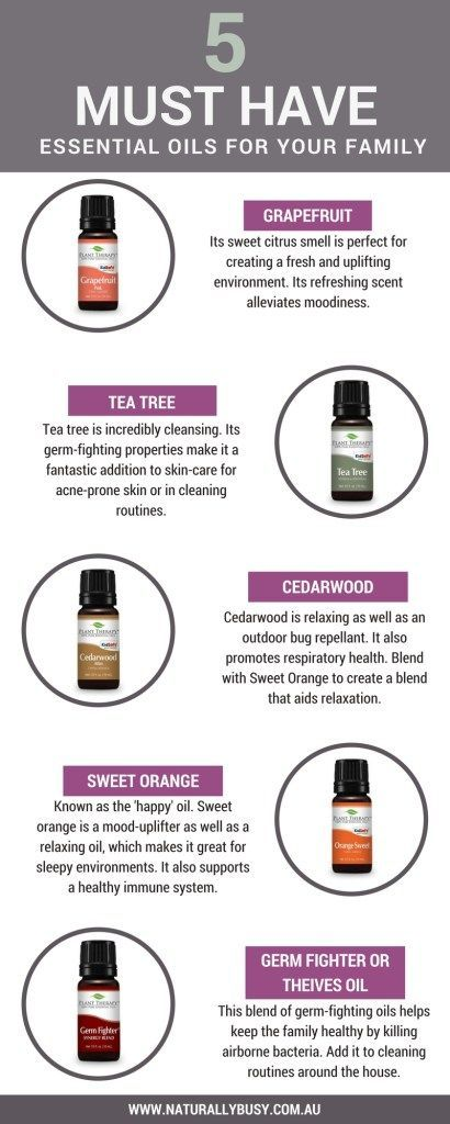 The Top 5 Essential Oils For Everyday Use Naturally Busy Essential Oils Essential Oils Aromatherapy Oils