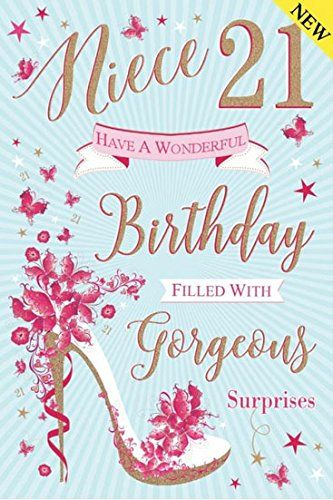 Happy 21st Birthday To My Niece : happy, birthday, niece, Special, Niece, Birthday, Happy, Birthday,, Wishes,, Wishes