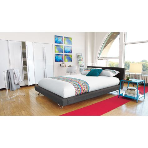 great color! From #cb2 $109.00 for the Full/Queen duvet
