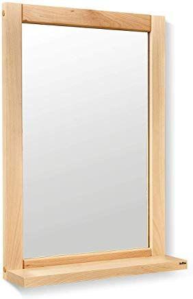 43+ Spiegel mit ablage weiss ideen