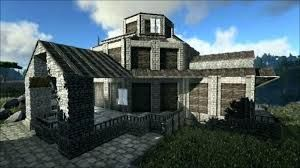 Ark House Designs Base Designs Ark Survival Evolved Base Building Interior Design Ep Ark The Volcano Gameplay You In 2020 Huge Houses Small Enclosed Porch Porch Design