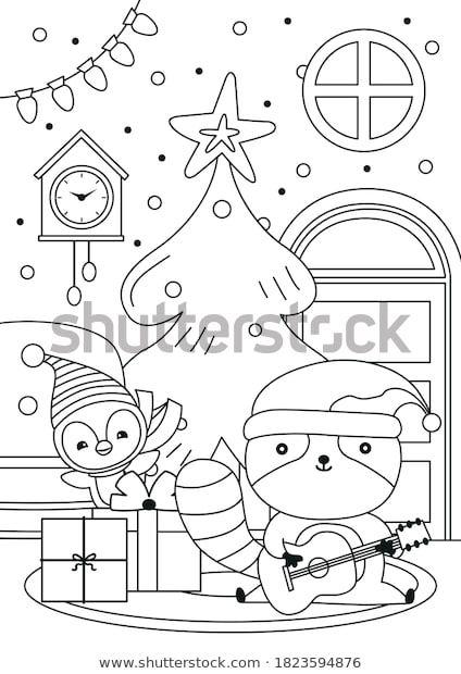 Pin On Christmas Coloring Sheets