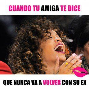 Memes Chistosos De Amigas Frases Para Ex Novios Muero De Risa