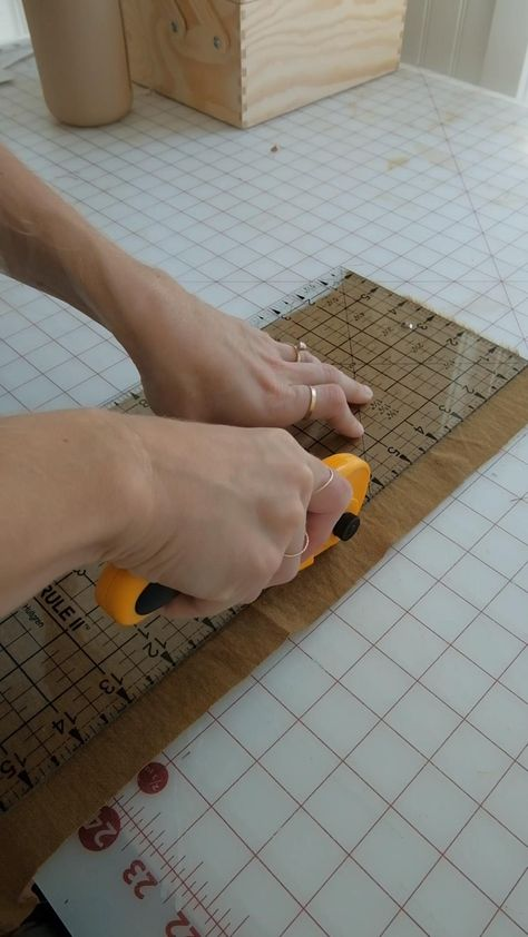Making ties and bias tape the easy way!