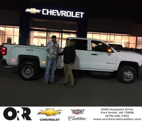 Orr Chevrolet Fort Smith >> Happybirthday To Solomon From Zachary Sweeney At Orr