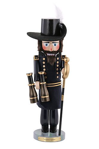 Nutcracker General Grant - 40cm / 16 inch  plus shipping