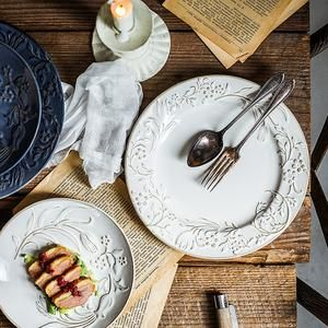 Manoir Dining Plates Collection Dining Plates Tableware Ceramic Tableware