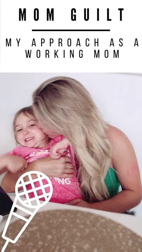 Life Coaching: Mom Guilt and My Approach as a Working Mom