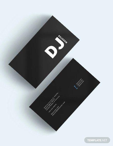 Dj Business Card Template Beautiful 28 Dj Business Cards Templates Shop Ms Word Dj Business Cards Doterra Business Cards Template Doterra Business Cards