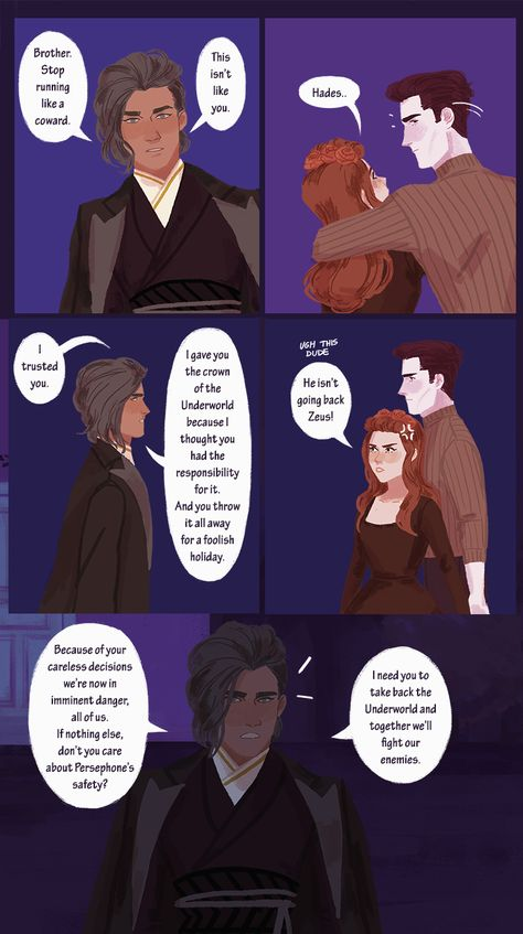 Hades Holiday Part 4 Page 17 With Images Hades Greek