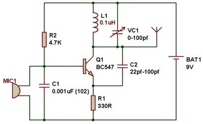 Brilliant Fm Transmitter Circuit Working And Its Applications Digital Wiring Digital Resources Pelapshebarightsorg