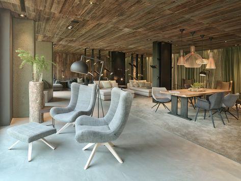 HOTEL FORSTHOFGUT & Home INTERIOR in Mils Tirol. Naturhotel ...