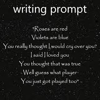 Writing Prompts 231-240