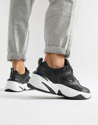 preview of fashion styles better Nike M2K Tekno Trainers In Black AV4789-002 in 2019 | Nike ...