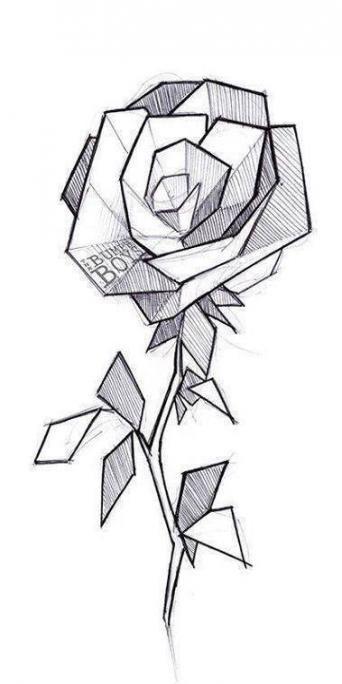 Trendy Geometric Art Tattoo Abstract Ideas Tattoo Art
