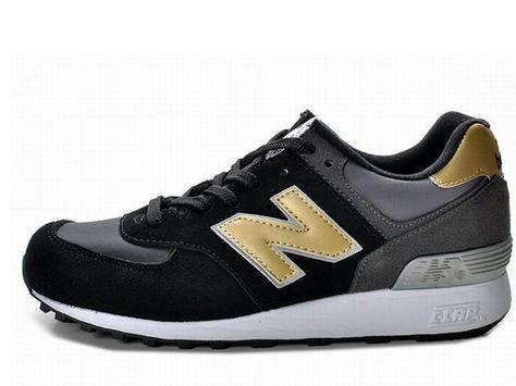 new balance noir dore