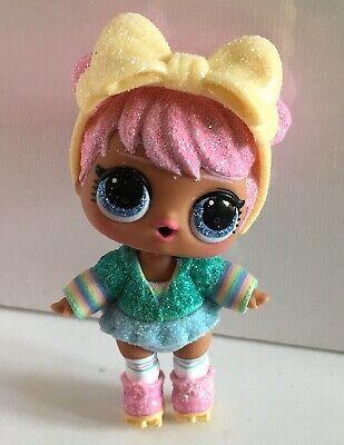 Lol Surprise Sparkle Series Dawn Glitter Girl Roller Skating Doll Ebay Lol Dolls Glitter Girl Cute Toys