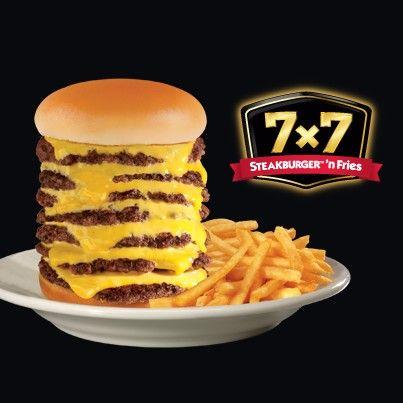 7x7 Burger