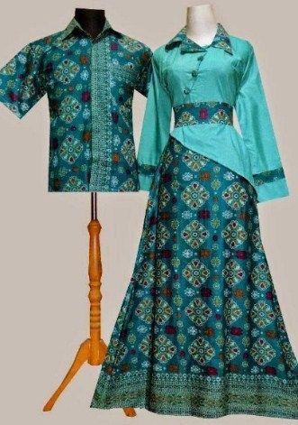 Model Baju Batik Modern Yang Trendi Dan 20 Model Baju Batik