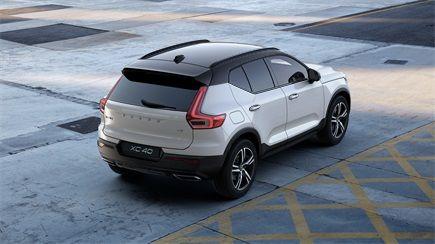 Check Out My Volvo Xc40 R Design T5 Awd Volvo Suv Volvo Cars