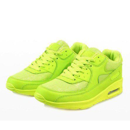 Zolte Neonowe Buty Sportowe Dn7 11 Sneakers Nike Shoes Sneakers