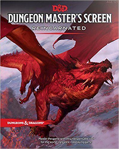 PDF DOWNLOAD] Dungeon Master's Screen Reincarnated Free Epub