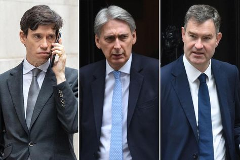 Philip Hammond, Rory Stewart and David Gauke all quit as government exodus begins before Boris Johnson is appointed prime minister — Evening Standard