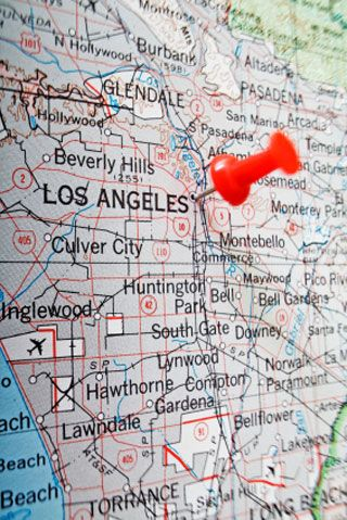 Los Angeles, a place worth visit.