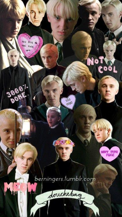 Draco Malfoy Wallpaper Draco Harrypotter Hp Draco Malfoy Fondo De Iphone Fondos