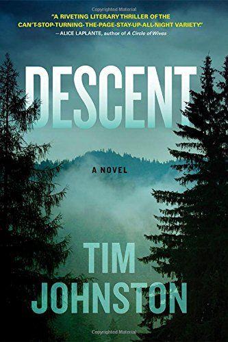 Descent: A Novel by Tim Johnston