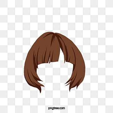 Pull Short Hair Wig Material Free Wig Short Hair Material Png Transparent Clipart Image And Psd File For Free Download In 2021 Hair Business Cards Hair Clipart Creative Hairstyles