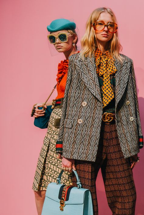 New Fashion Editorial Gucci Tommy Ton 51 Ideas